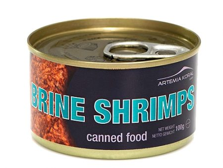 Canned Brine Shrimp