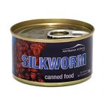 Canned Silkworms