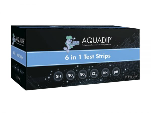 AquaDip 6 in 1 Test Strips