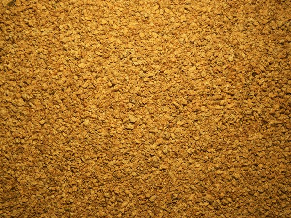 High-Grade Sun-Dried Daphnia