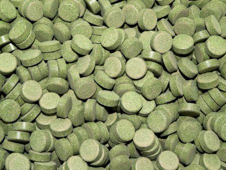 Adhesive Balanced Green Tablets
