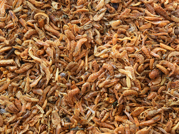 AquaSnack Sun-Dried River Shrimps
