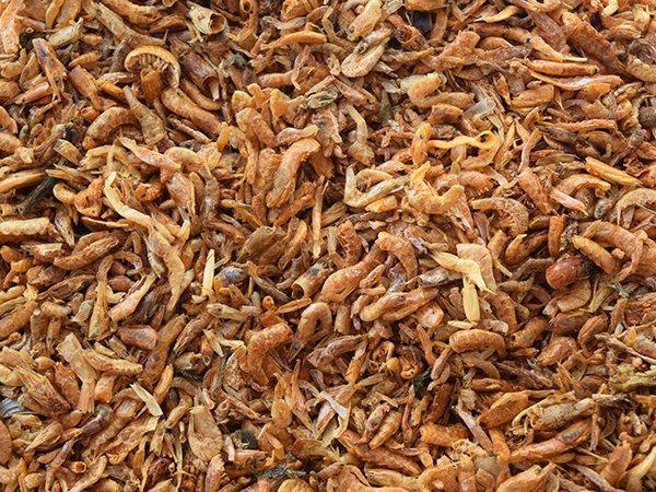 AquaSnack Sun-Dried River Shrimps
