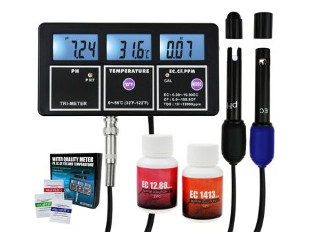 5-in-1 Water Quality Monitor