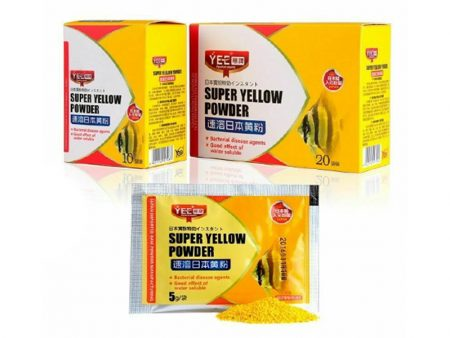 Yellow Powder Effective Antibacterial Treatment