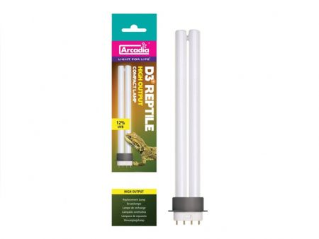 Arcadia UV Flood Compact D3 Replacement Lamp