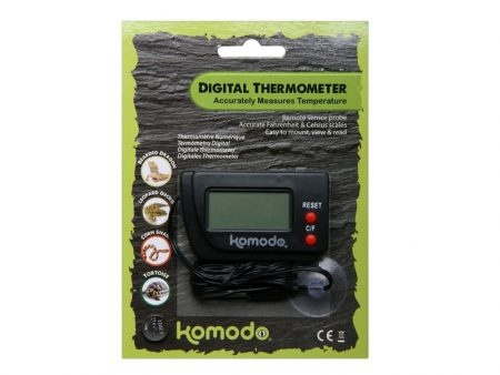 Komodo Digital Thermometer