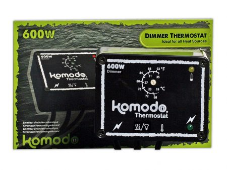 Komodo Dimming Thermostat