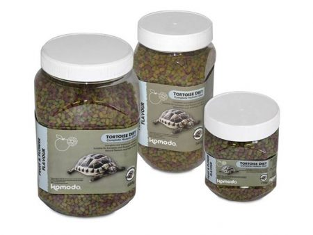 Komodo Fruit and Flower Flavour Tortoise Diet