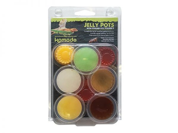 Komodo Jelly Pots Mixed Flavours