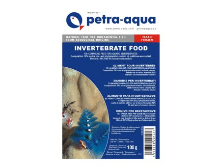 Frozen Invertebrates Special Food
