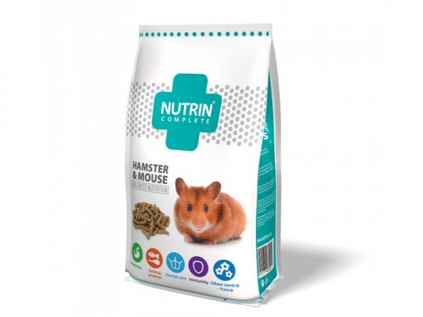 Nutrin Complete Hamster & Mouse