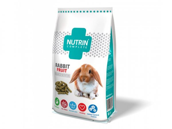 Nutrin Complete Rabbit Fruit