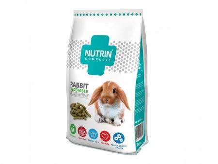 Nutrin Complete Rabbit Vegetable