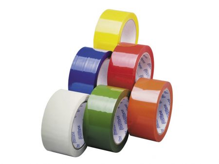 Adhesive Tape (Assorted Colours)