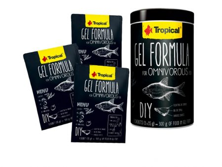 Fish Gel Foods
