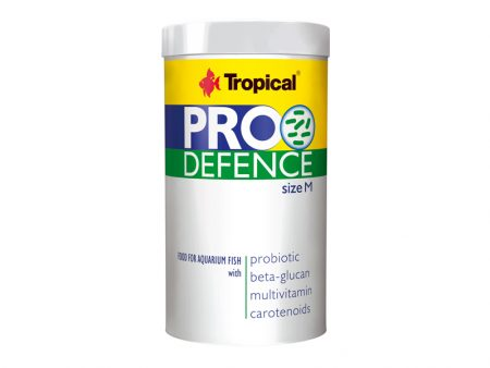 Tropical Pro Defence Granules