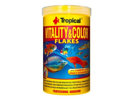 Tropical Vitality and Colour Flakes